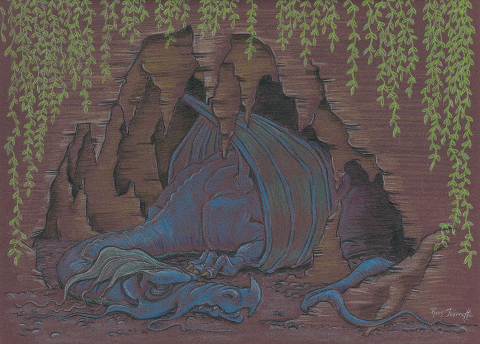 cavedragon